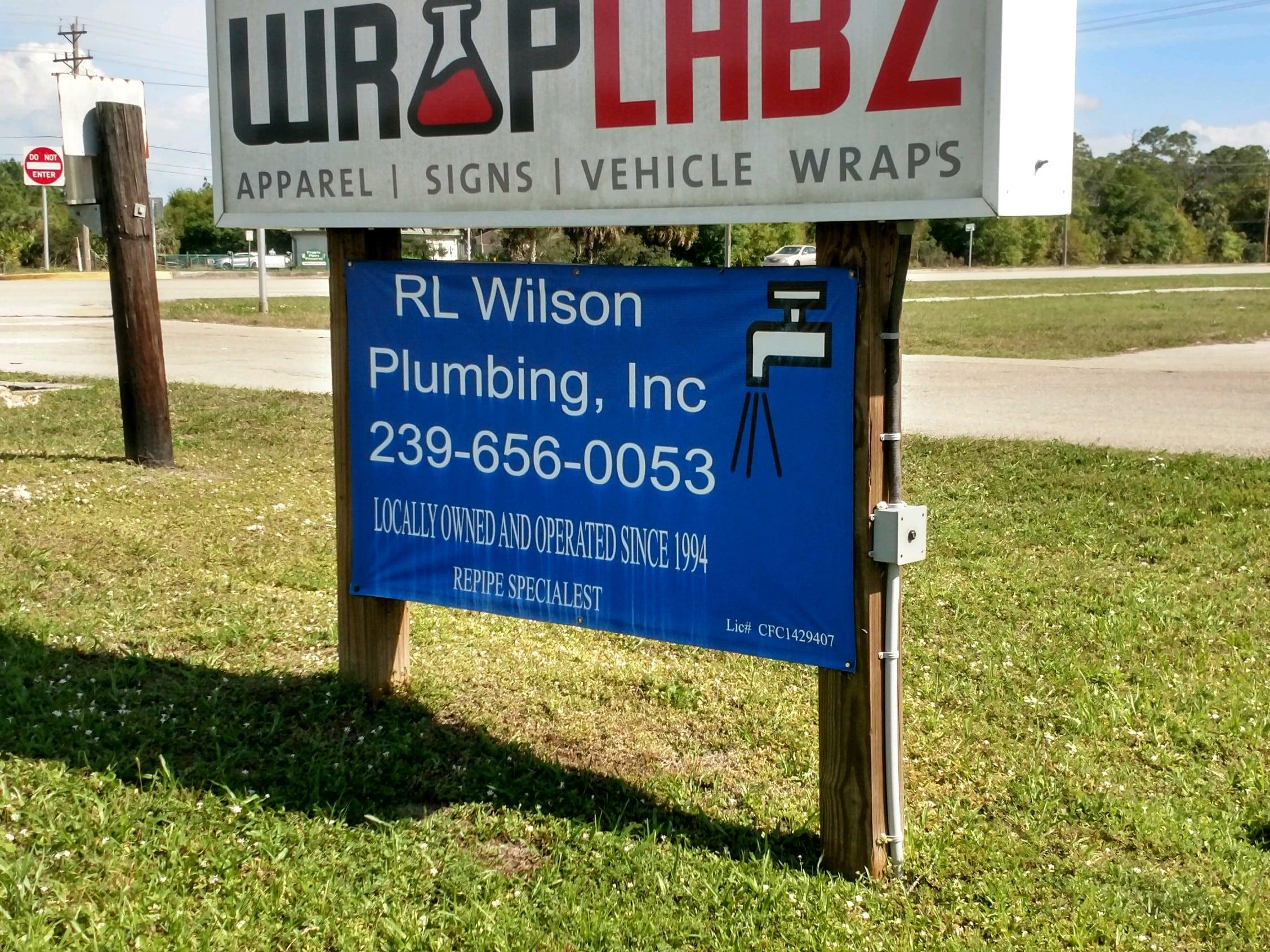 RL Wilson Plumbing