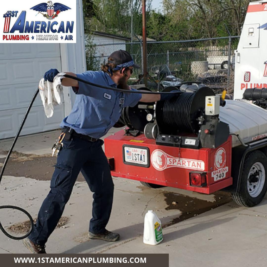 1st American Plumbing, Heating & Air   South Jordan